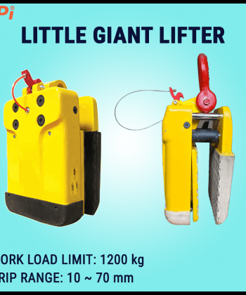 Stone Lifter, Little Giant LIfter