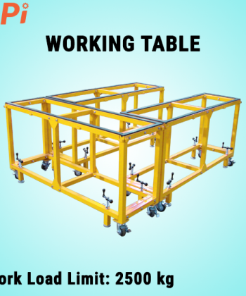 Stone Working Table