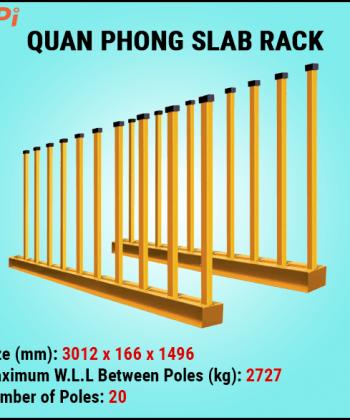 Slab Rack